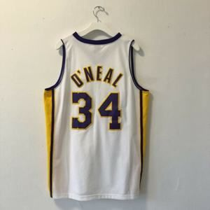 Shaquille O'Neal #34 Nike LA Lakers Jersey
